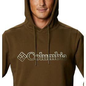 Columbia CSC Basic Logo II Hættetrøje Herrer, oliven